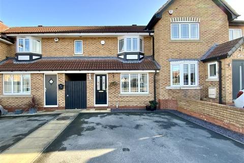 2 bedroom townhouse for sale - Lyminton Lane, Treeton, Rotherham, S60 5UG