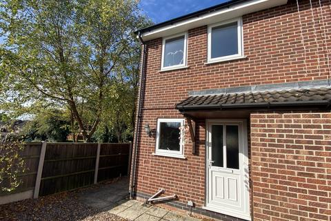 2 bedroom end of terrace house to rent - Chatsworth Court, Sinfin, Derby