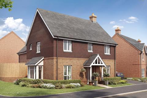 4 bedroom detached house for sale - Plot 378, The Fairford at Boorley Park, Boorley Green, Winchester Road, Botley, Southampton SO32