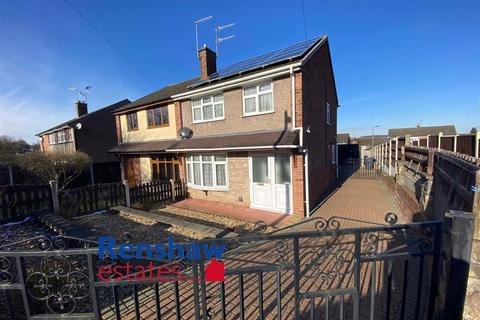 3 bedroom semi-detached house for sale - Ladywood Road, Kirk Hallam, Derbyshire