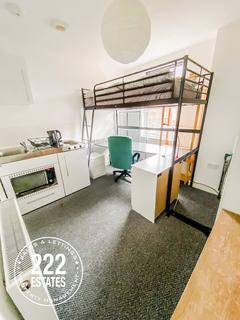 Studio to rent - St Marys Street, Warrington, WA4