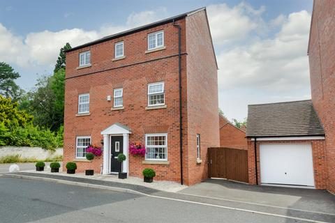 4 bedroom detached house for sale - Bradgate Close, Narborough.