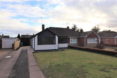 2 bedroom semi-detached bungalow for sale - Beech Road, Elloughton, Brough