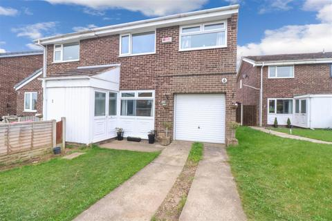 3 bedroom semi-detached house for sale - Upperfield Road, Maltby, Rotherham