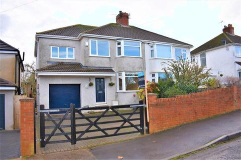 4 bedroom semi-detached house for sale - Three Cliffs Drive, Southgate, Swansea