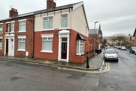 3 bedroom end of terrace house for sale - Beech Road, Bishop Auckland