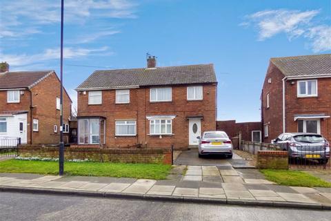 3 bedroom semi-detached house to rent - Brenkley Avenue, Shiremoor