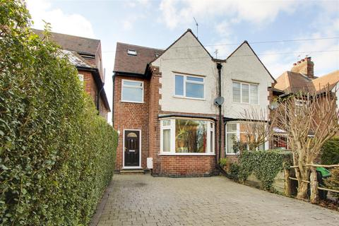 4 bedroom semi-detached house for sale - Julian Road, West Bridgford, Nottinghamshire, NG2 5AP