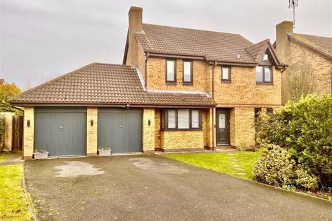 4 bedroom detached house for sale - Vilia Close, Burbage