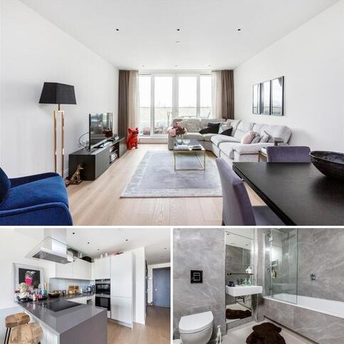 2 bedroom apartment for sale - Camellia House, Vista Chelsea Bridge, London, SW11