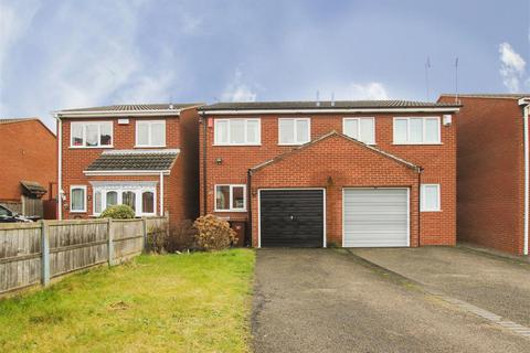 3 bedroom semi-detached house for sale - Cyril Avenue, Bobbers Mill, Nottinghamshire, NG8 5BA