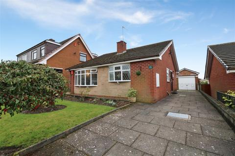 2 bedroom detached bungalow for sale - Cadeby Grove, Milton, Stoke-On-Trent