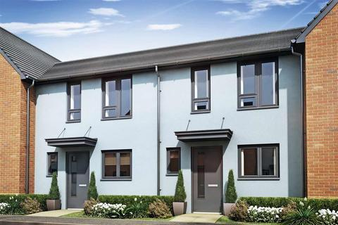 2 bedroom terraced house for sale - Plot 373 - The Beckford at Latitude at The Quays, The Quays, Off Ffordd y Mileniwm, Barry Waterfront CF62