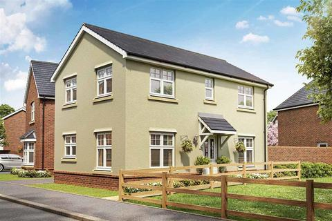 3 bedroom detached house for sale - Plot 115 - The Easedale at Gwêl yr Ynys, Cog Road CF64