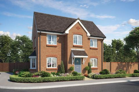 3 bedroom semi-detached house for sale - Plot 34, The Thespian at Windgreen Gardens, North Of Wimborne Road, Corfe Mullen BH21