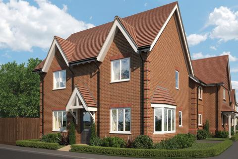 3 bedroom detached house for sale - The Sandford at Tadpole Rise, Tadpole Garden Village, Swindon SN25
