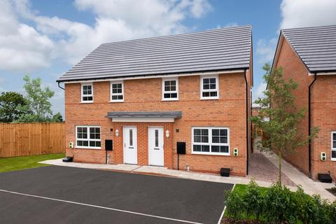 3 bedroom end of terrace house for sale - Plot 71, Maidstone at Somerford Reach, Black Firs Lane, Somerford, CONGLETON CW12