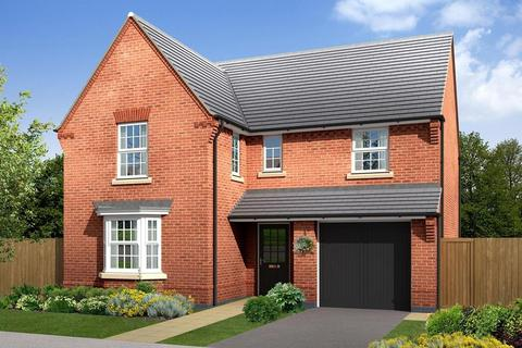 4 bedroom detached house for sale - Plot 107, Exeter at THE FALLOWS, Pye Green Road, Hednesford, CANNOCK WS12