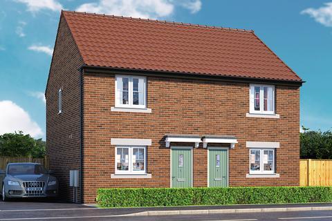 2 bedroom house for sale - Plot 4, Halstead at Ebor Chase, Malton, North Yorkshire, Langton Road, Malton YO17