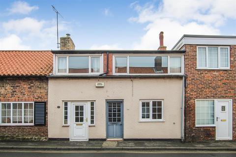 3 bedroom terraced house for sale - Main Street, Sewerby, Bridlington, YO15 1EQ