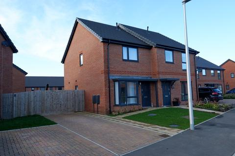 2 bedroom semi-detached house for sale - Caerwent Close, Caerwent Gardens, Dinas Powys, The Vale Of Glamorgan. CF64 4QA