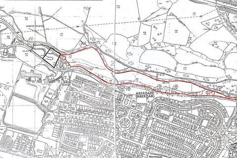 Land for sale - Approx. 8 Acres, Heol Bryn Gwyn, Aberdare, CF44 9EY