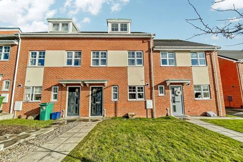3 bedroom townhouse for sale - Morris Crescent, Stockton-on-Tees, Durham, TS19 8ZG