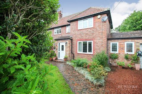 3 bedroom semi-detached house for sale - The Crescent, Cleadon, Sunderland, SR6 7QZ