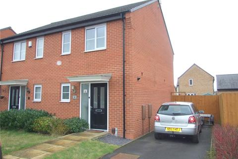 2 bedroom semi-detached house for sale - Levetts Close, Stenson Fields