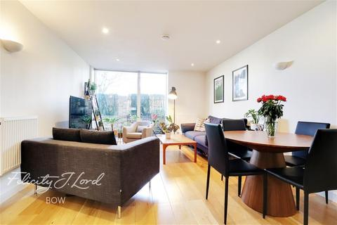 2 bedroom detached house to rent - Sotherby Court,Victoria Park, E2