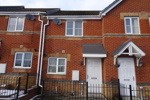 2 bedroom terraced house for sale - Southfield Court, South Moor