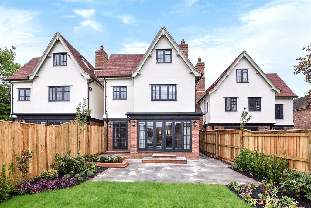 4 Bedrooms Detached House for sale in Stiles Yard, Alresford, Hampshire, SO24