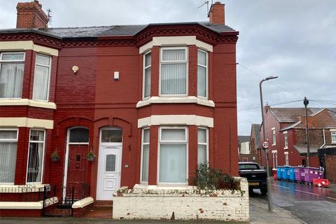 3 bedroom end of terrace house for sale - Silverdale Avenue, Liverpool, L13