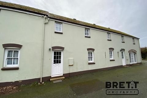 2 bedroom terraced house to rent - Leonardston Road, Llanstadwell, Milford Haven, Pembrokeshire. SA73 1EP