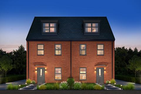 4 bedroom semi-detached house for sale - Plot 110, The Rosas at Embrace, Denewood Crescent, Bilborough NG4