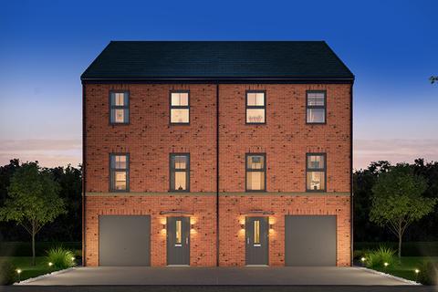 4 bedroom semi-detached house for sale - Plot 083, The Seville at Embrace, Denewood Crescent, Bilborough NG4