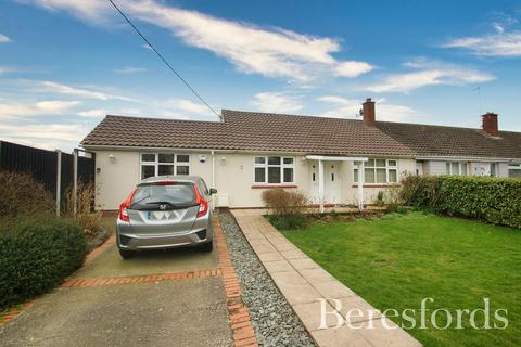 2 bedroom bungalow for sale - Chelmsford Road, Blackmore, Ingatestone, Essex, CM4