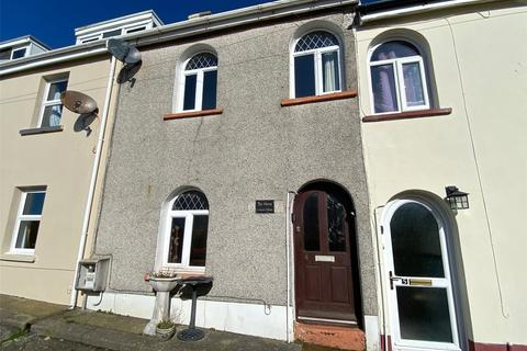 2 bedroom terraced house for sale - Concrete Cottages, Vicary Crescent, Milford Haven, Pembrokeshire, SA73
