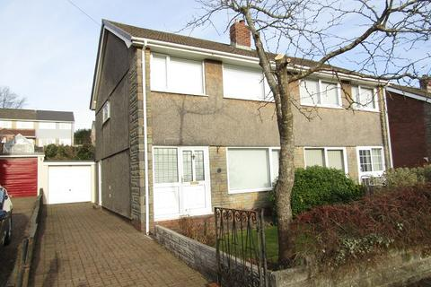 3 bedroom semi-detached house for sale - Llwyn-yr-eos, Morriston, Swansea, City And County of Swansea.