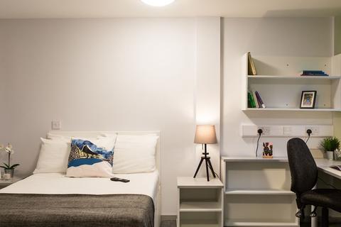 Studio to rent - Portland Rd, Newcastle, England NE21BU