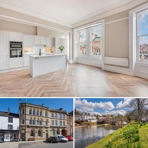 2 bedroom apartment for sale - Apartment 3 19 Boroughgate, Appleby in Westmorland, Cumbria CA16 6XF