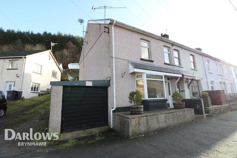 3 bedroom end of terrace house for sale - West View Terrace, Six Bells