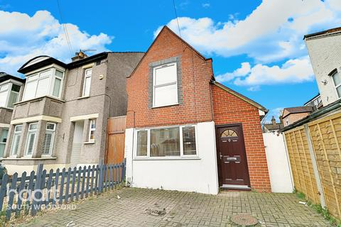 1 bedroom detached house for sale - Peel Road, South Woodford, London, E18
