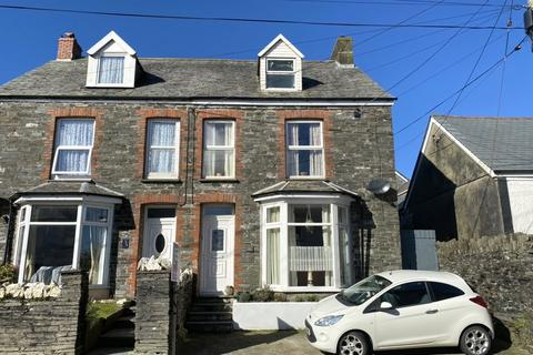 4 bedroom semi-detached house for sale - Delabole, Cornwall