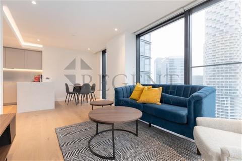 2 bedroom apartment to rent - Hampton Tower, 75 Marsh Wall, E14