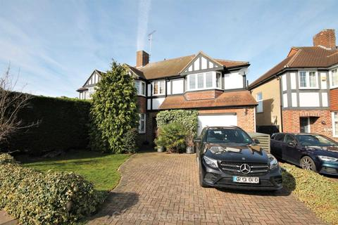 4 bedroom semi-detached house to rent - Ancaster Crescent, New Malden