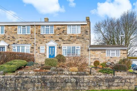3 bedroom end of terrace house for sale - Barrowby Lane, Kirkby Overblow, Harrogate, North Yorkshire, HG3 1HQ