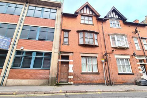 Studio to rent - Regent Road, Leicester