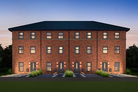 2 bedroom townhouse for sale - Plot 080, The Livorno at Embrace, Denewood Crescent, Bilborough NG4