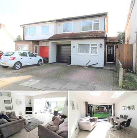 3 bedroom semi-detached house for sale - South Crescent, Prittlewell, Southend-On-Sea, Essex, SS2